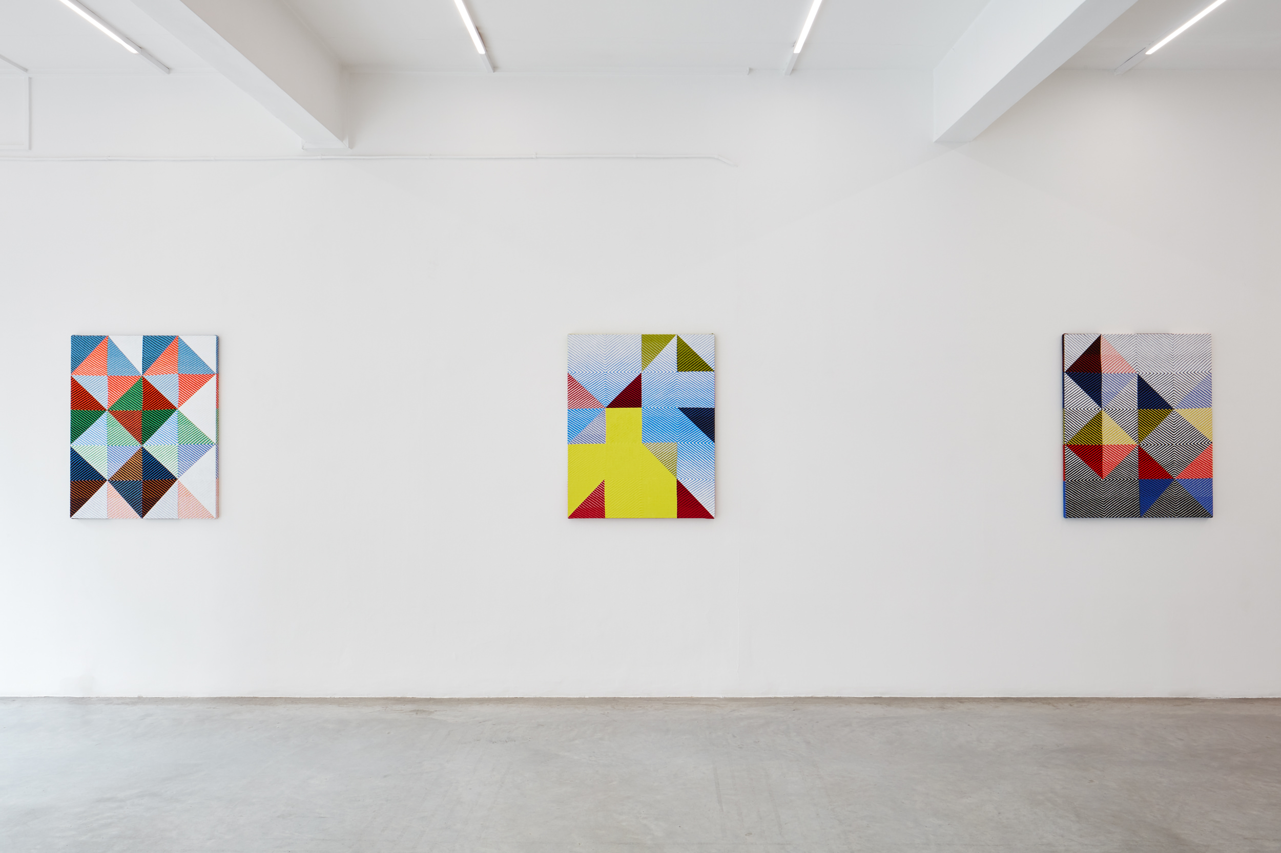 Samantha Bittman, Shift, Installation view 1