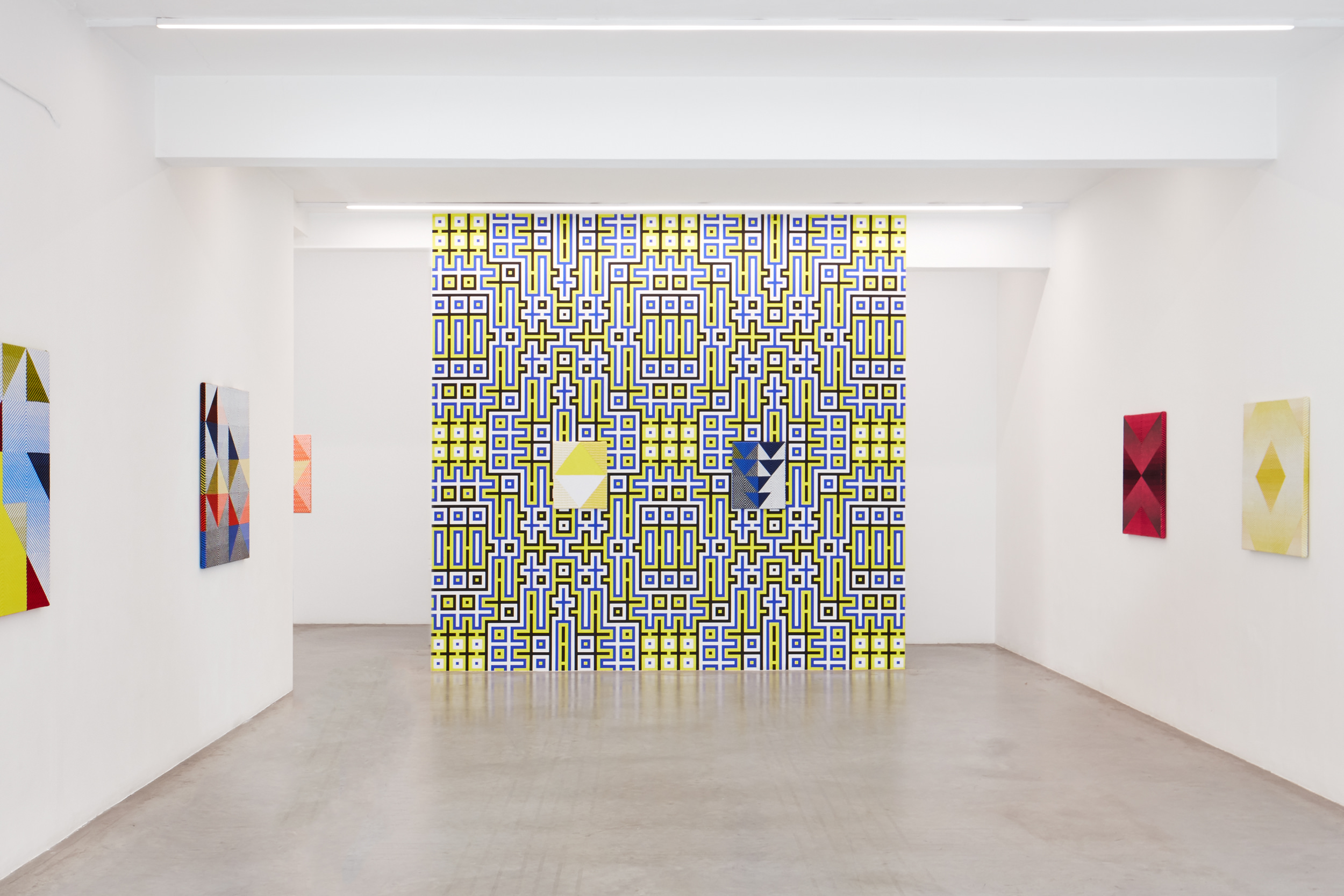 Samantha Bittman, Shift, Installation view 5