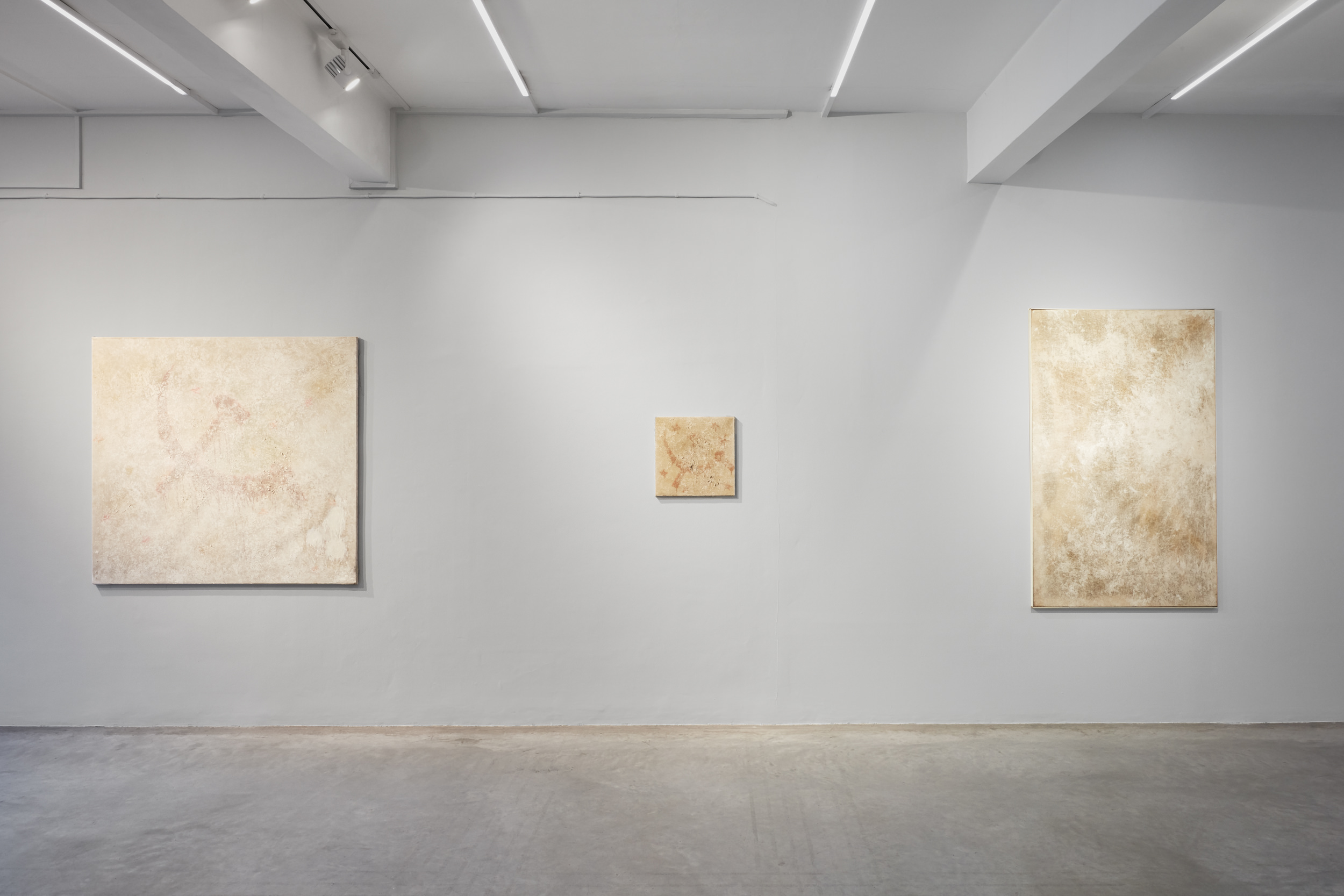 Franco Angeli, A Selection of Artworks from Important European Collections, Installation View