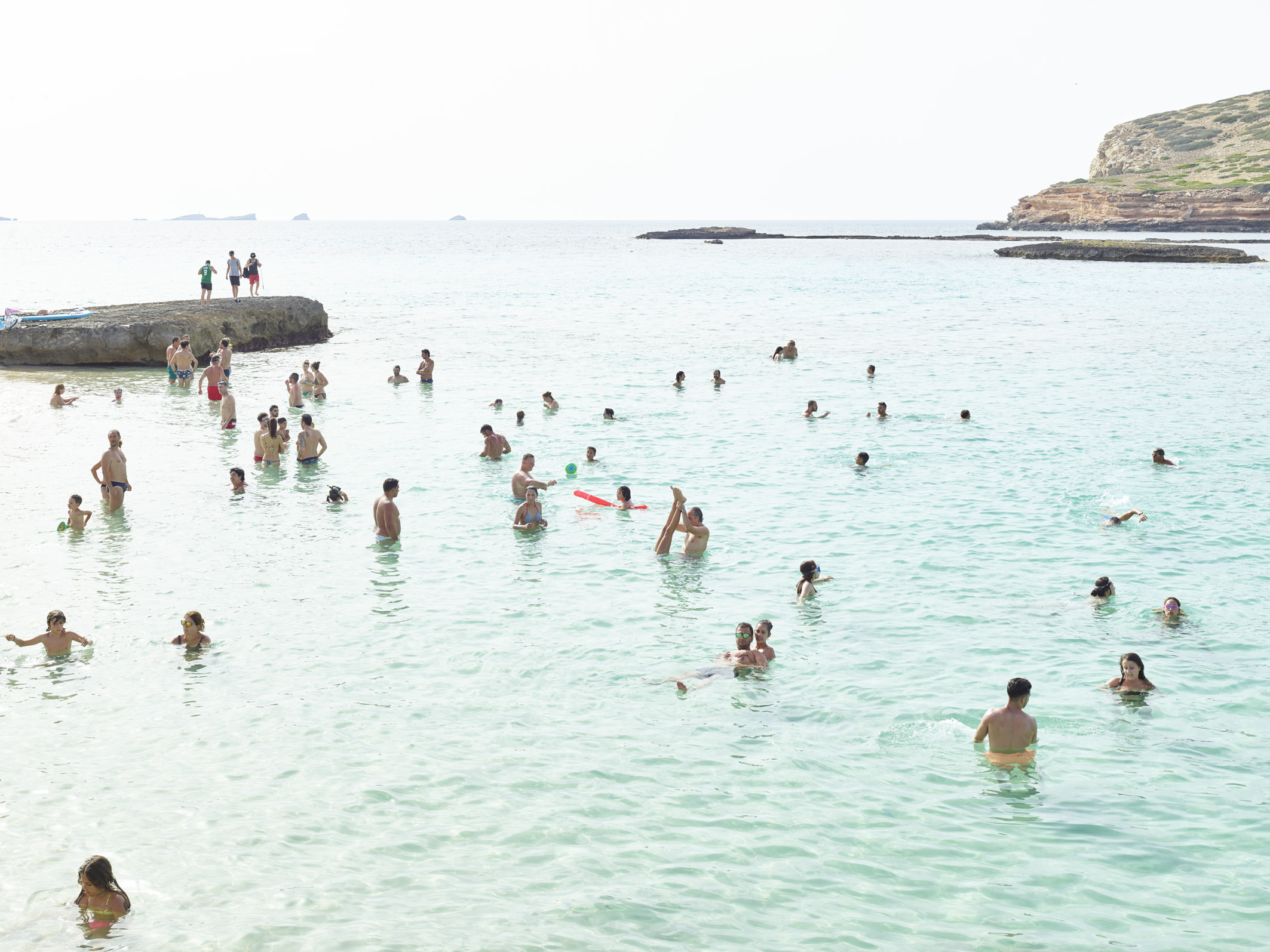 Massimo Vitali Cala Conta Point
