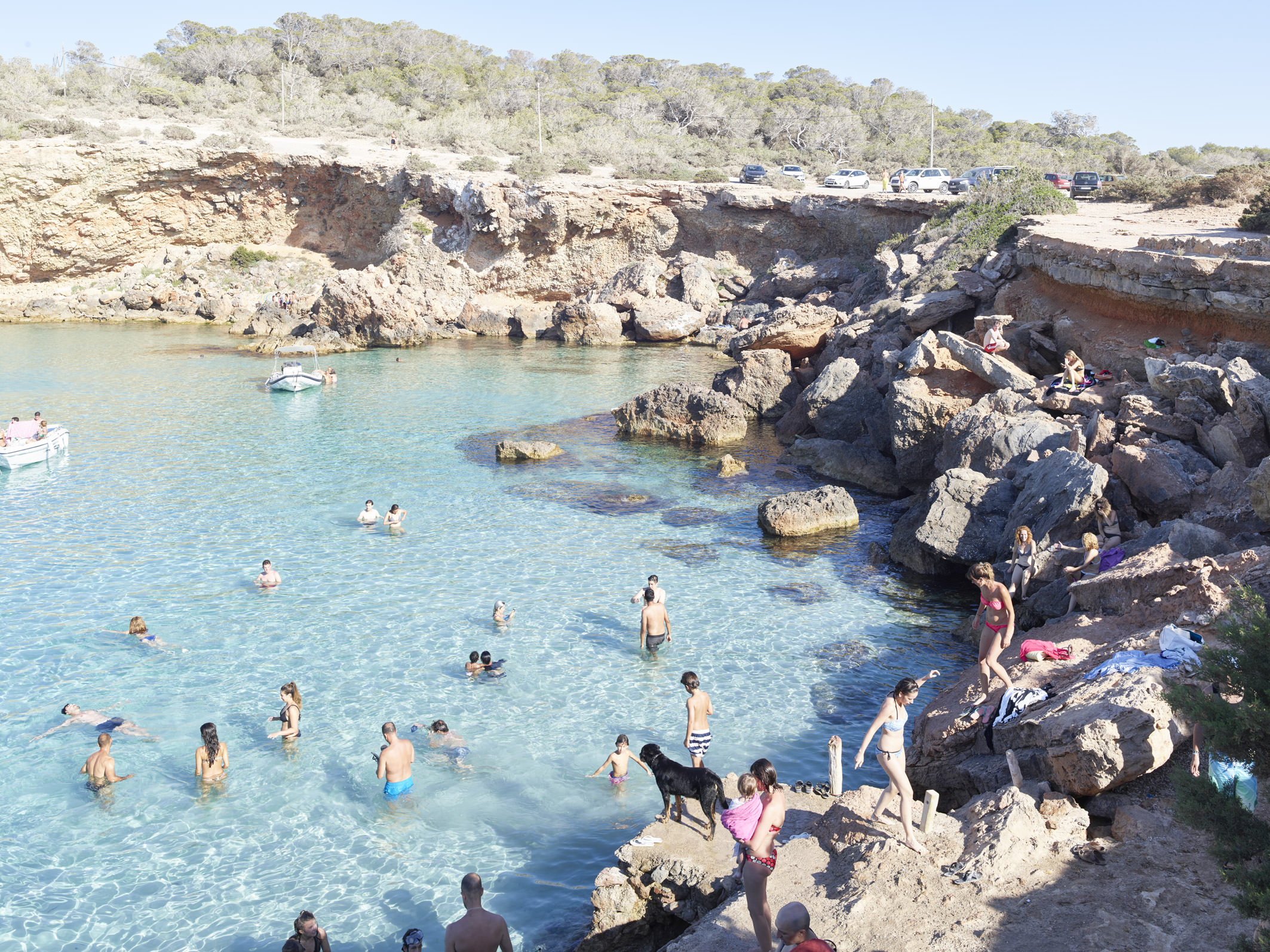 Massimo Vitali, Cala Conta Black Dog