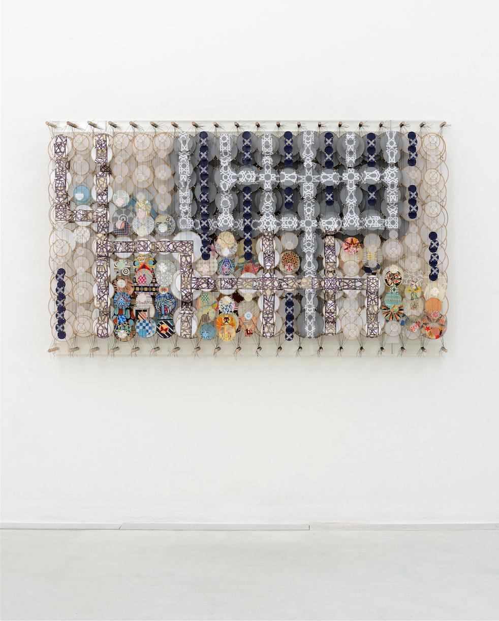 Jacob Hashimoto, The Moutain Builders