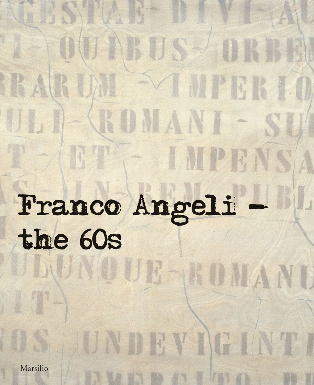 Franco Angeli – The 60's